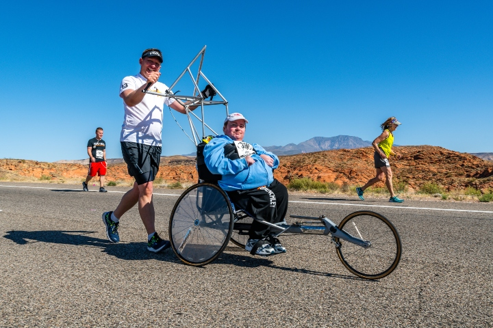 Wheelchair and Hand Cycle